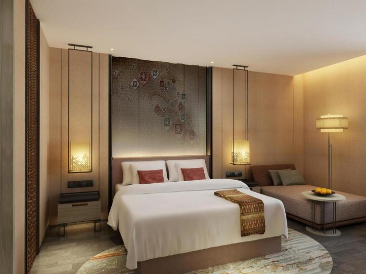 Radisson Lampung Kedaton Bandar Lampung - Guest room
