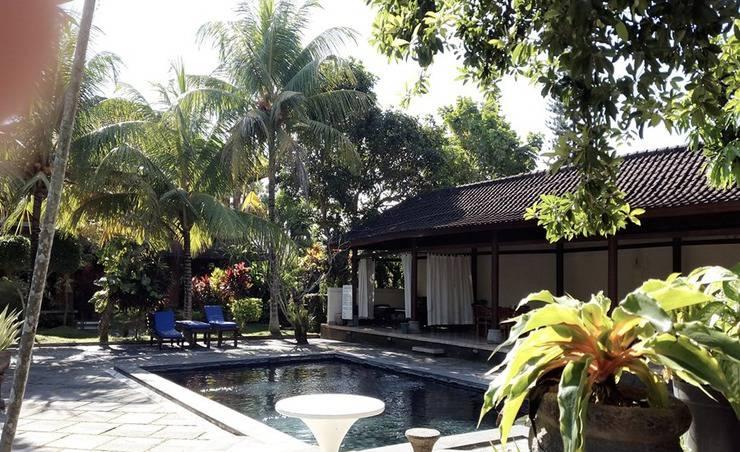 Puri Dalem Cottage Ubud - Kolam Renang