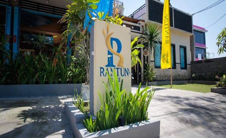 Rantun's Place Bali - Eksterior
