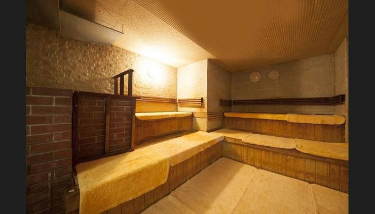 Alamat Capsule and Sauna Oriental – Caters to Men - Tokyo