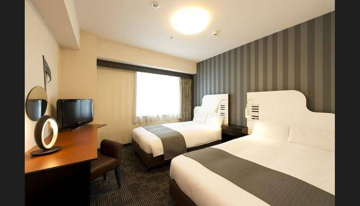 Alamat Harga Kamar Hotel Villa Fontaine Tokyo- Otemachi - Tokyo