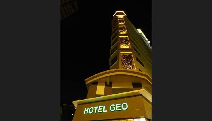 Geo Hotel Kuala Lumpur - Hotel Front - Evening/Night