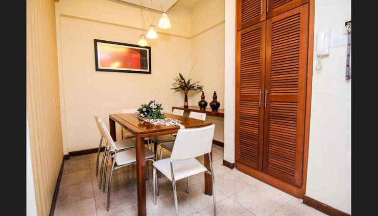 Alamat Peninsula Residence All Suite Hotel - Kuala Lumpur