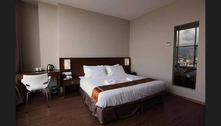 Tarif Hotel Munlustay 88 Hotel (Penang)