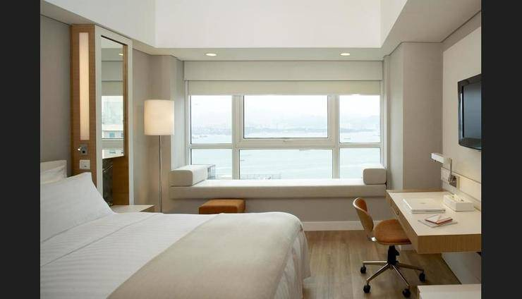 Harga Kamar Hotel Jen Hong Kong by Shangri-La (Hong Kong)