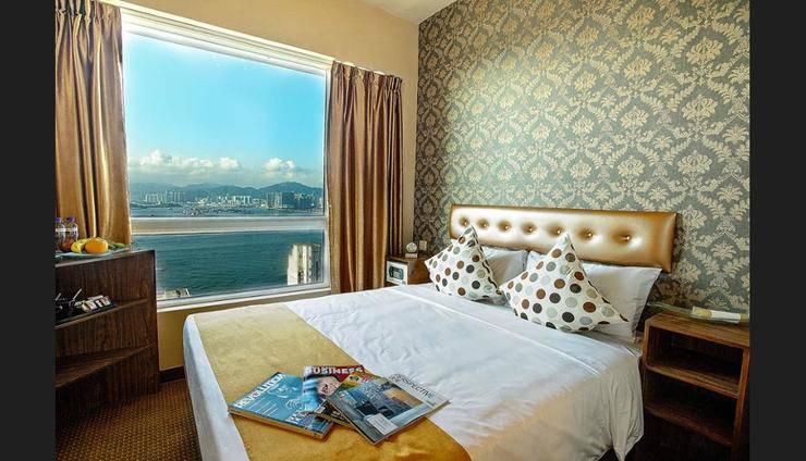 Review Hotel Best Western Hotel Harbour View Hong Kong (Hong Kong)
