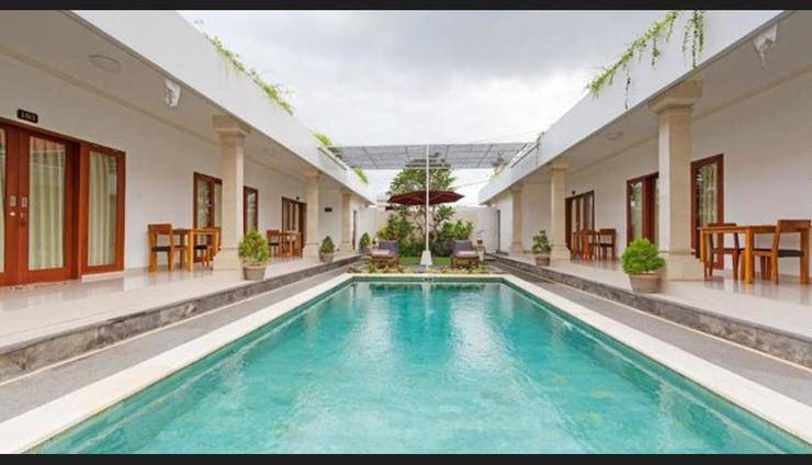 Anggie Boutique Villa Bali - Outdoor Pool