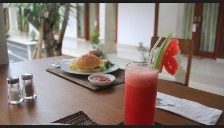 Anggie Boutique Villa Bali - Food and Drink
