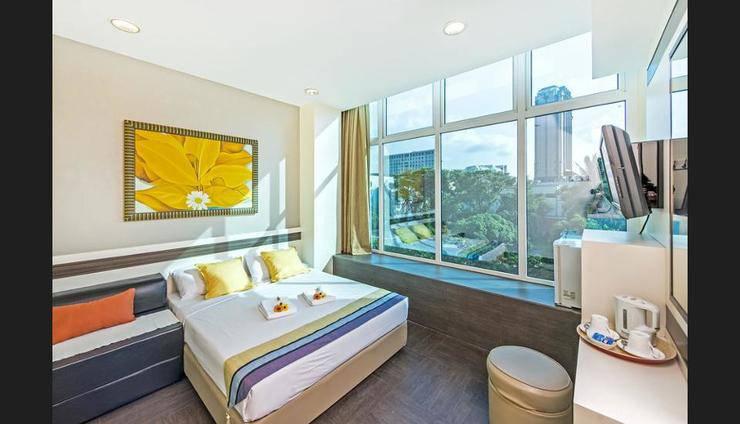 Hotel 81 Bugis - Guestroom