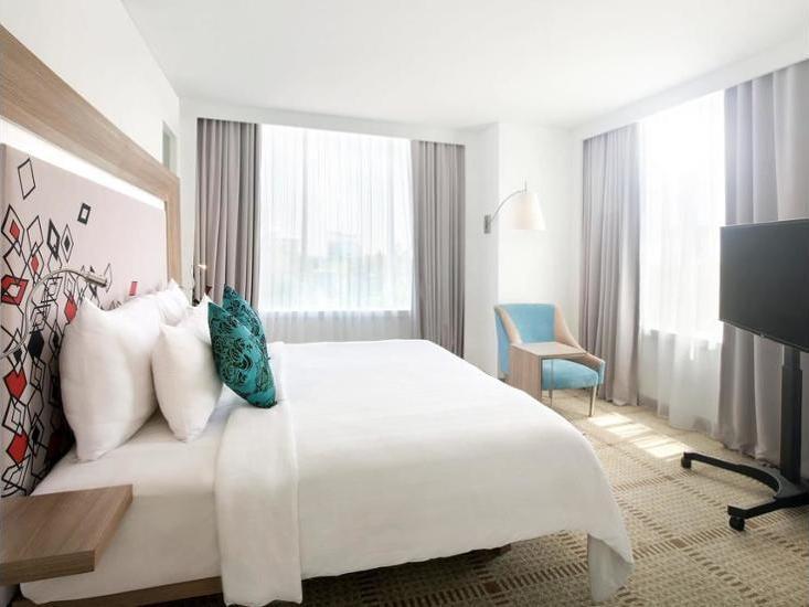 Novotel Makassar Grand Shayla - Guestroom