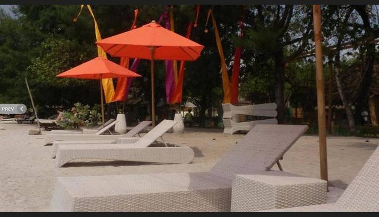 Laguna Gili Beach Resort Lombok - Featured Image