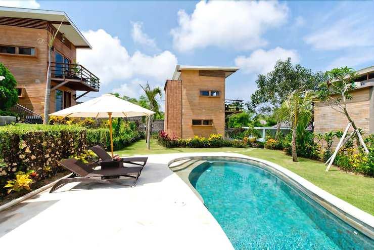 Bali Green Hills Uluwatu - View from Hotel