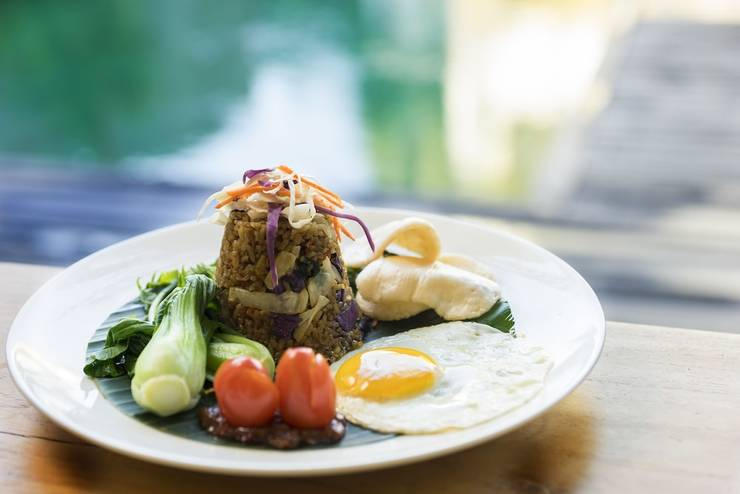 The Athaya Bali - Food and Drink