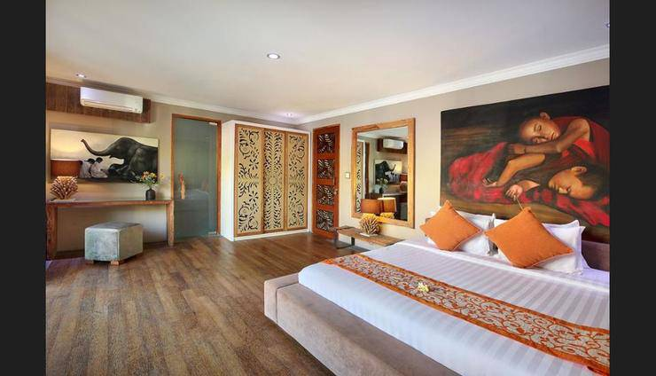 XXL Seminyak Sunset Boutique Villa Bali - Guestroom