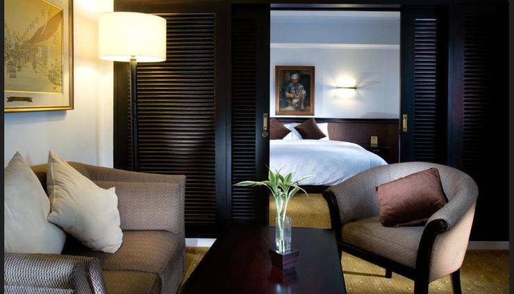 Jakarta Airport Hotel Managed by Topotels Jakarta - Living Area