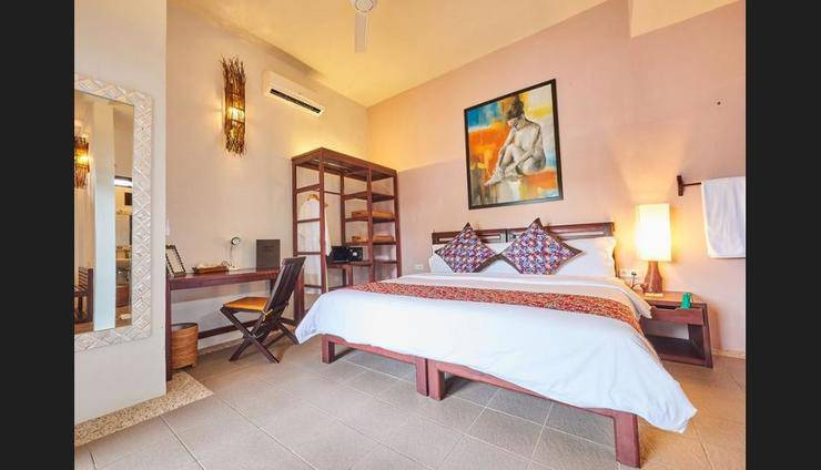 Cocotinos Lembeh A Boutique Dive Lodge Bitung - Guestroom