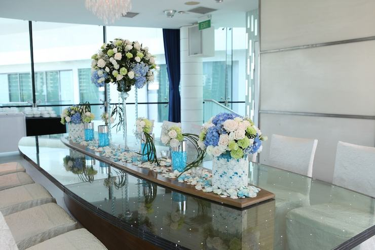 Alamat ONE15 Marina Club - Singapore