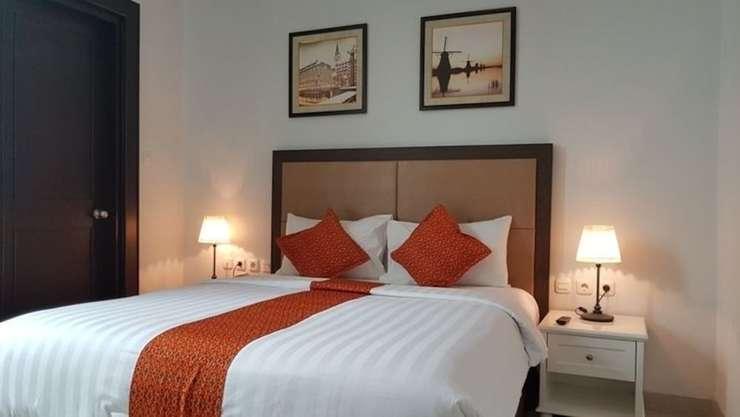 Casa de Wanea Hotel & Resto Manado - Guestroom