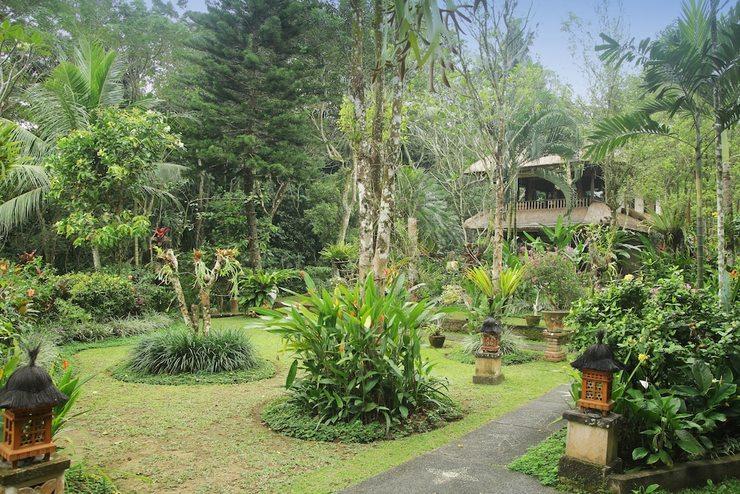 Alam Indah Bali - Garden