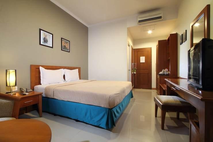 Emersia Malioboro Hotel Yogyakarta - Guestroom