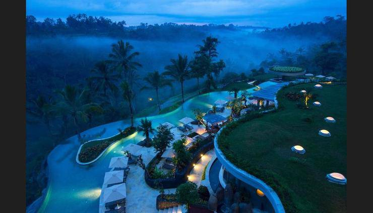 Padma Resort Ubud - Featured Image