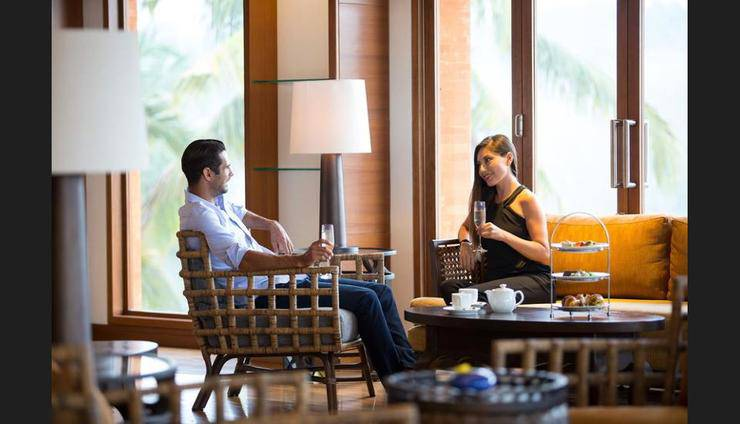 Padma Resort Ubud - Lobby