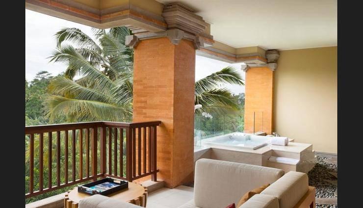 Padma Resort Ubud - Balcony