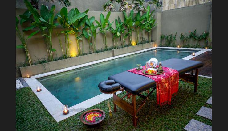 The Kumpi Villas Bali - Spa