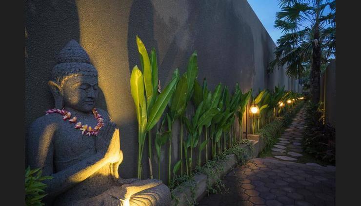 The Kumpi Villas Bali - Exterior