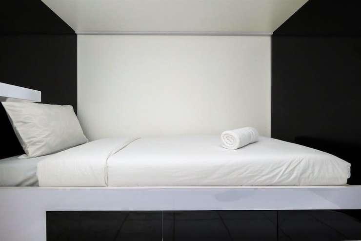 2 Bedroom Paragon Village Apartment by Travelio Tangerang - Guestroom