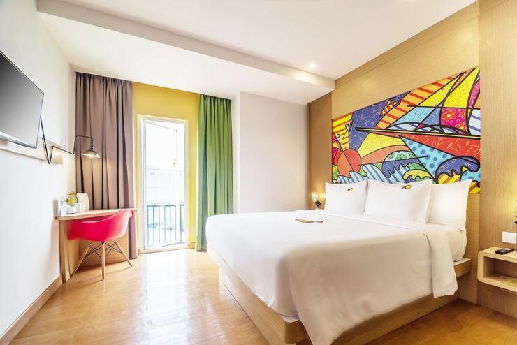 MaxOneHotels.com Resort Makassar Makassar - Guestroom