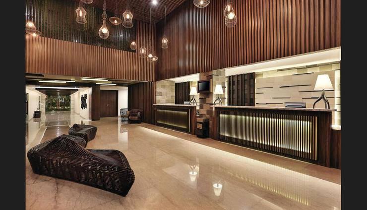 Mercure Bali Legian - Lobby