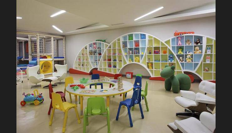 The Mulia Bali - Childrens Play Area - Indoor