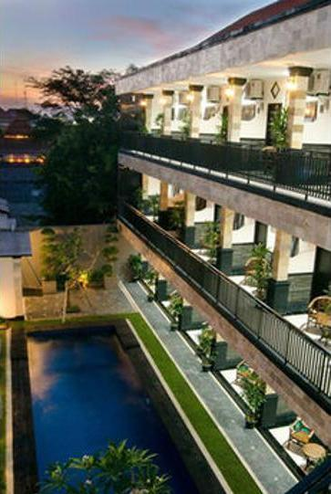 Kiki Residence Bali - Terrace/Patio