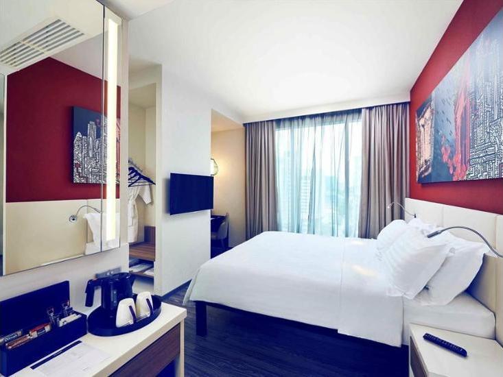 Mercure Singapore Bugis - Guestroom