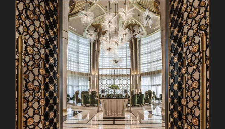Four Seasons Hotel Jakarta - Dining
