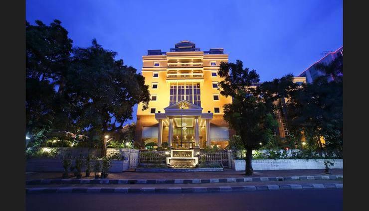 Hotel Ambhara Blok M - Featured Image