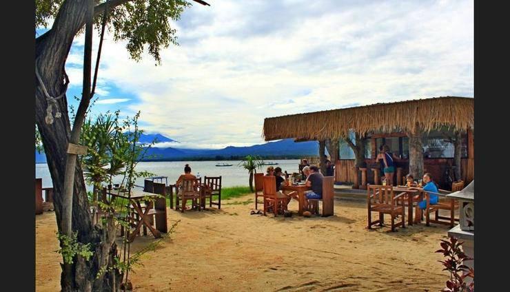 Kaluku Gili Resort Lombok - Featured Image