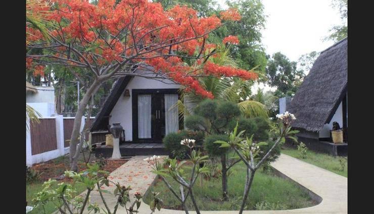 Kaluku Gili Resort Lombok - Terrace/Patio