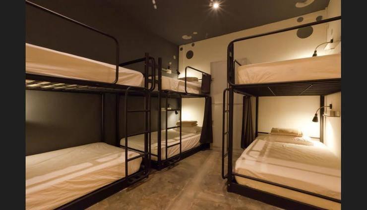 Mori Hostel Singapore - Guestroom