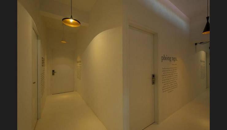 ABC Premium Hostel Singapore - Hallway