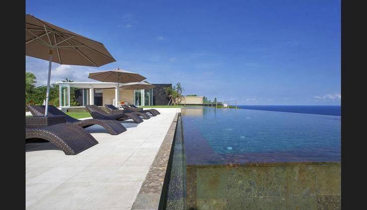The Sanctus Villa Uluwatu - Outdoor Pool