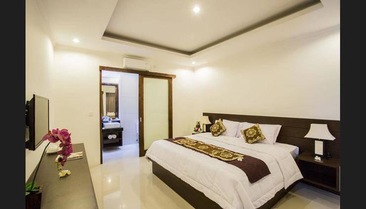 The Light Bali Villas Seminyak - Guestroom