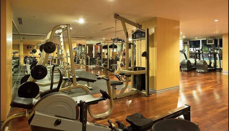 Novotel Semarang - Sports Facility