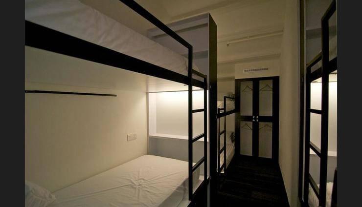 Bunc Hostel Singapore - Guestroom