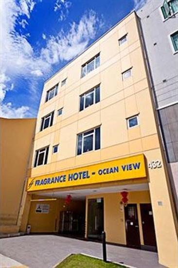 Fragrance Hotel Ocean View - Featured Image