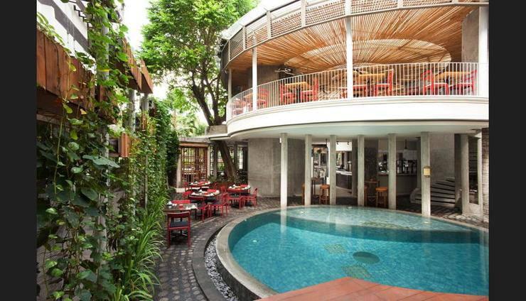 Alamat Grandmas Plus Hotel Seminyak - Bali