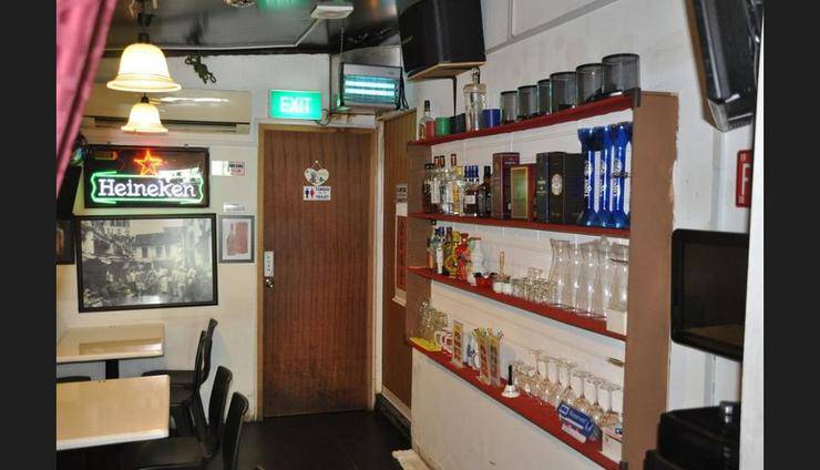 Review Hotel Backpackers' Inn Chinatown (Singapore)