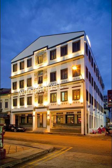 Wanderlust Hotel Singapore - Featured Image