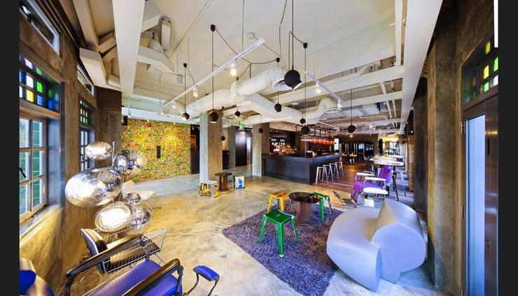 Harga Hotel Wanderlust (Singapore)